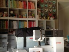 Unpacking my new Machine - the B570 Quilters Edition