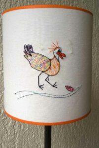 lady seagull