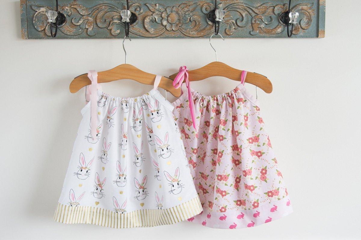 Cute Ideas For Pillowcase Dresses : Pillowcase Dress Tutorial by Melissa Mortenson ? BERNINA EN