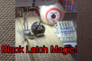 Black Latch Magic