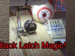 Black Latch Magic