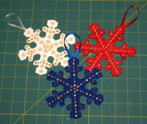 More Snowflakes