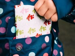 Easy instructions for sewing covers for hand or pocket warmers