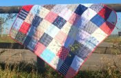How to make snuggly children's quilt