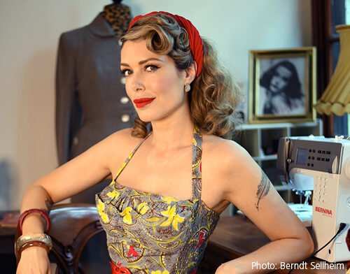 Vintage Sewing with Tara Moss