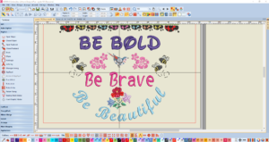 be bold be brave be beautiful