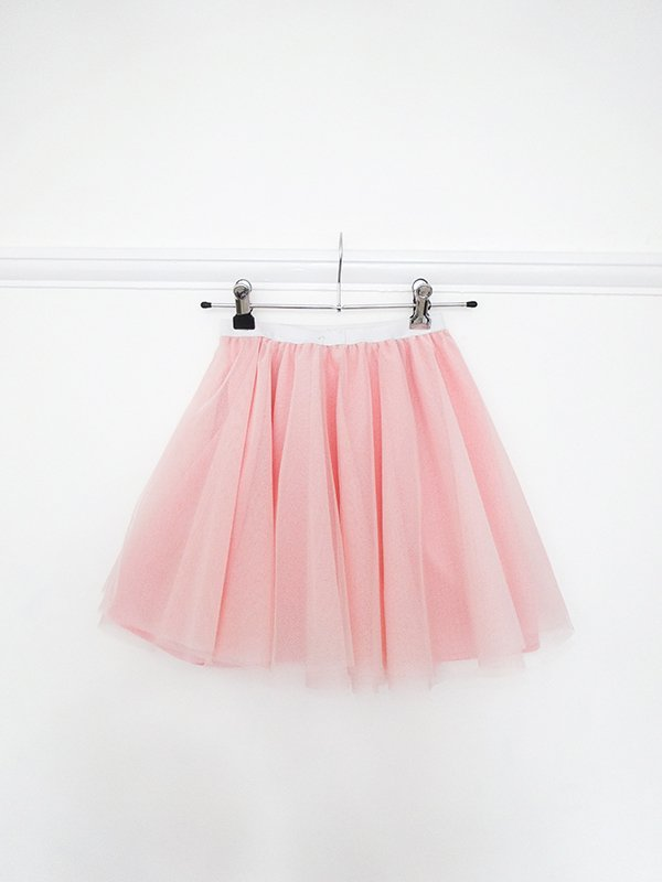tulle skirt_hanging