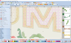 BERNINA Embroidery Software