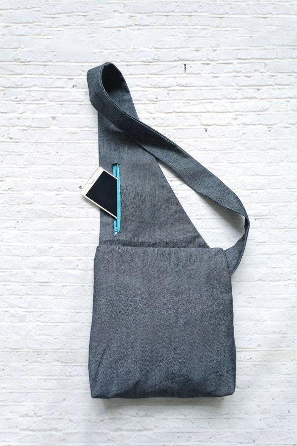 SLING_phone zip pocket
