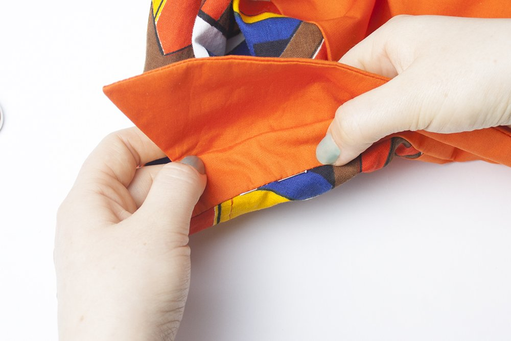 how to sew a perfect shirt collar