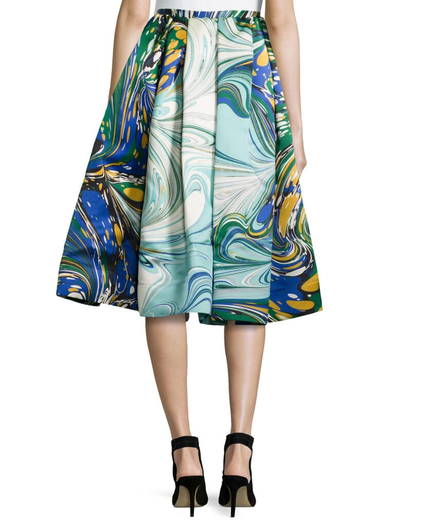 stella-mccartney-multicolor-marble-print-pleated-satin-skirt-product-1-27956664-0-702525303-normal