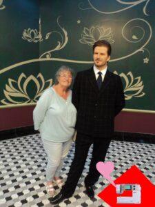 Ariadne meets David Beckham