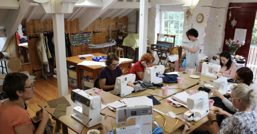 bernina sewing retreat