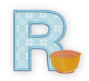 Cooking-Alphabet-R
