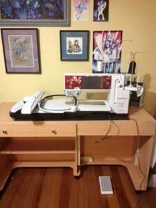 Bernina 830 LE Embroidery Machine