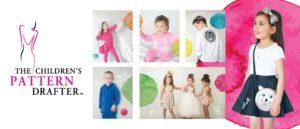 the childrens pattern drafter with Lou Robertson Bernina Australia