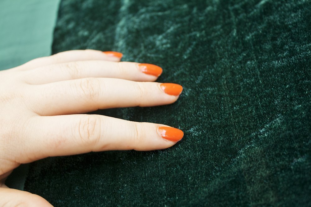 5 tips for sewing velvet