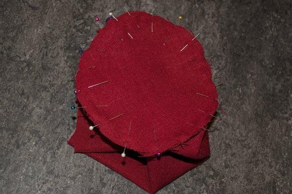 Sew Mariefleur Bernina Flower Pot Cover
