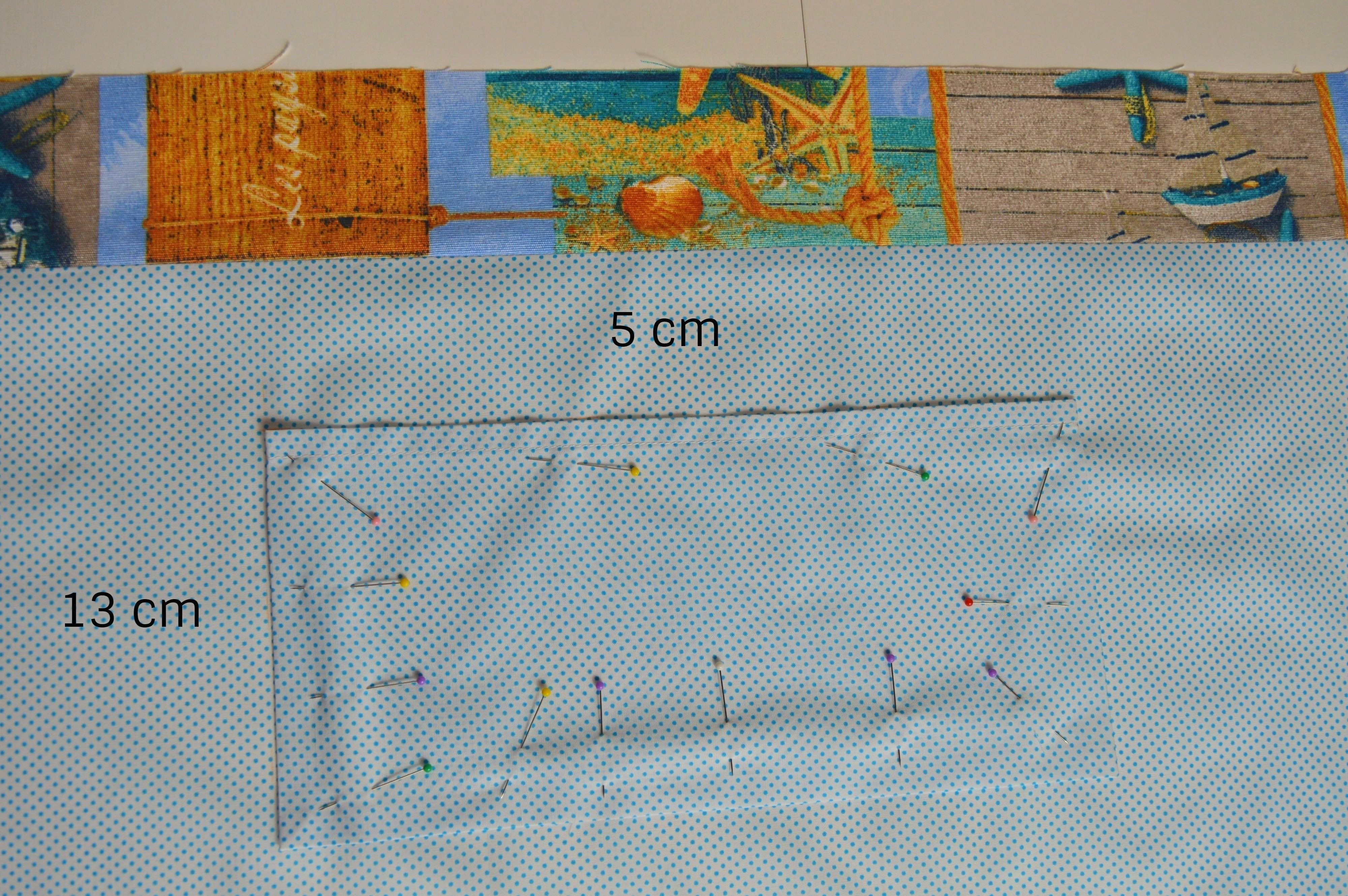 How to sew a Beach Bag with Rope Handles