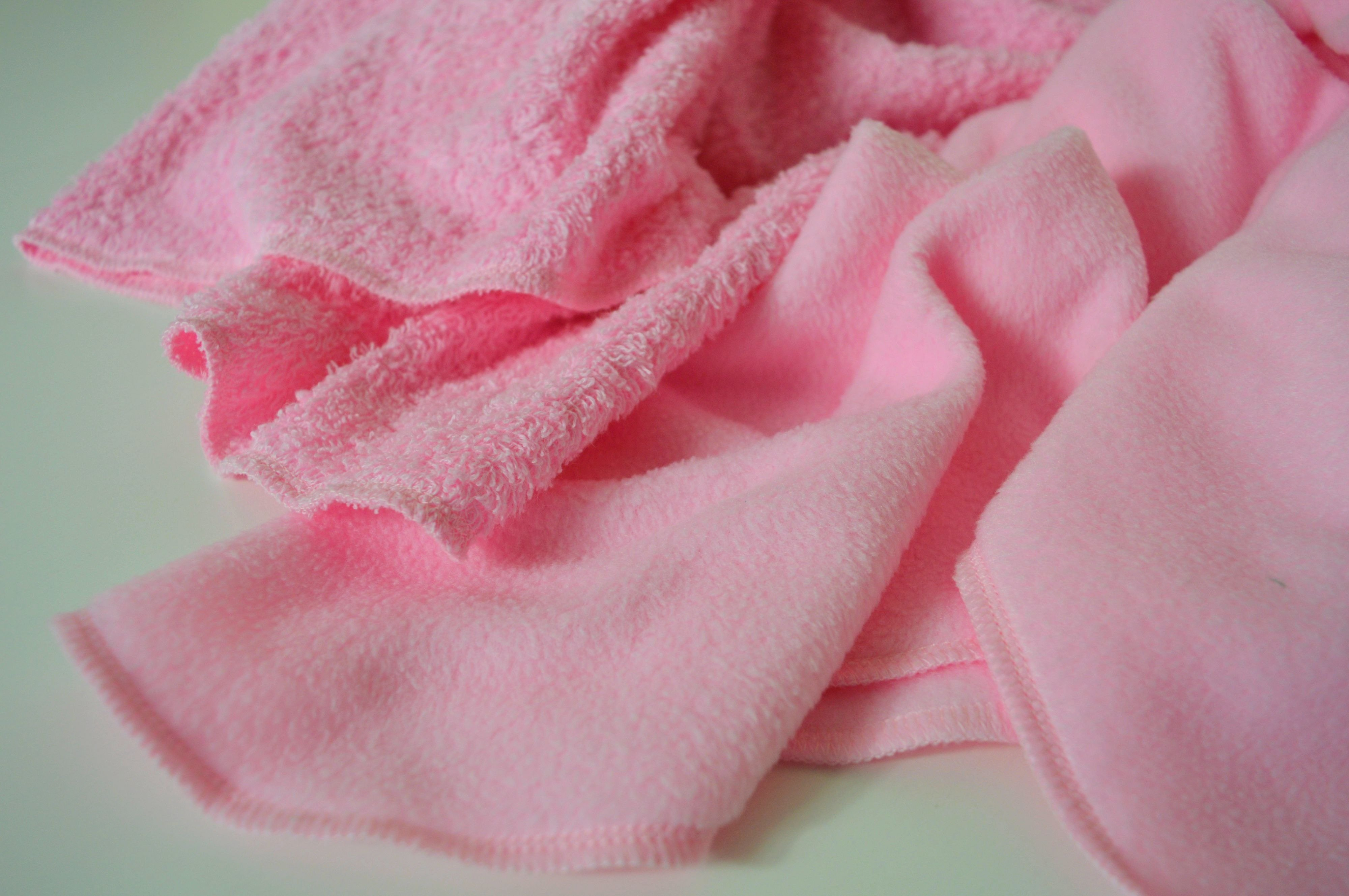 How to sew a Simple Blanket