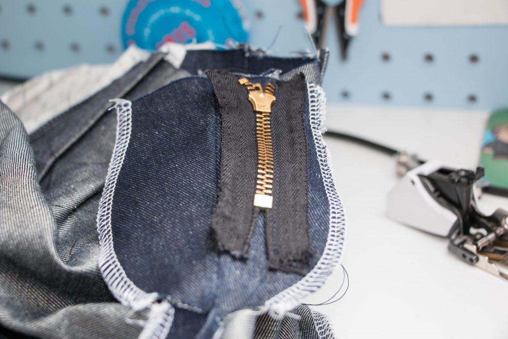 Jeans Zip 1