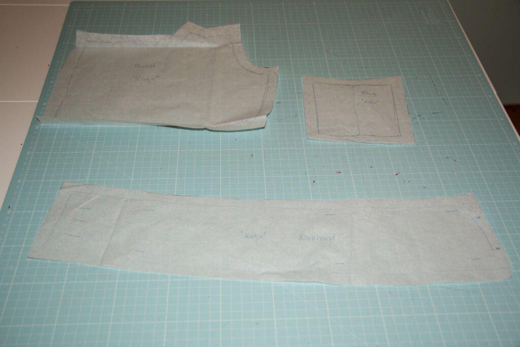 Jeans pieces 1