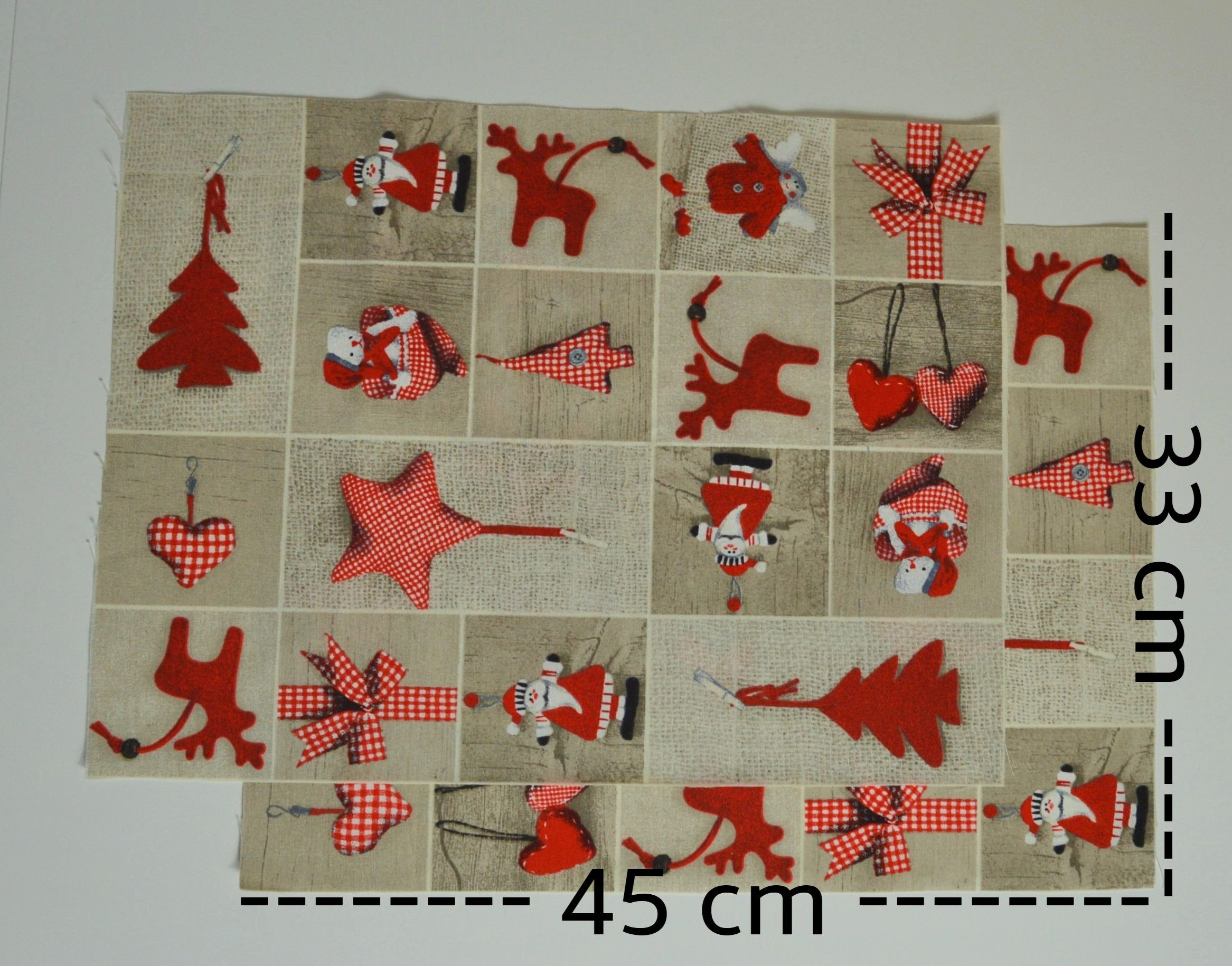 Sew Table Decorations using Binder Attachment #87