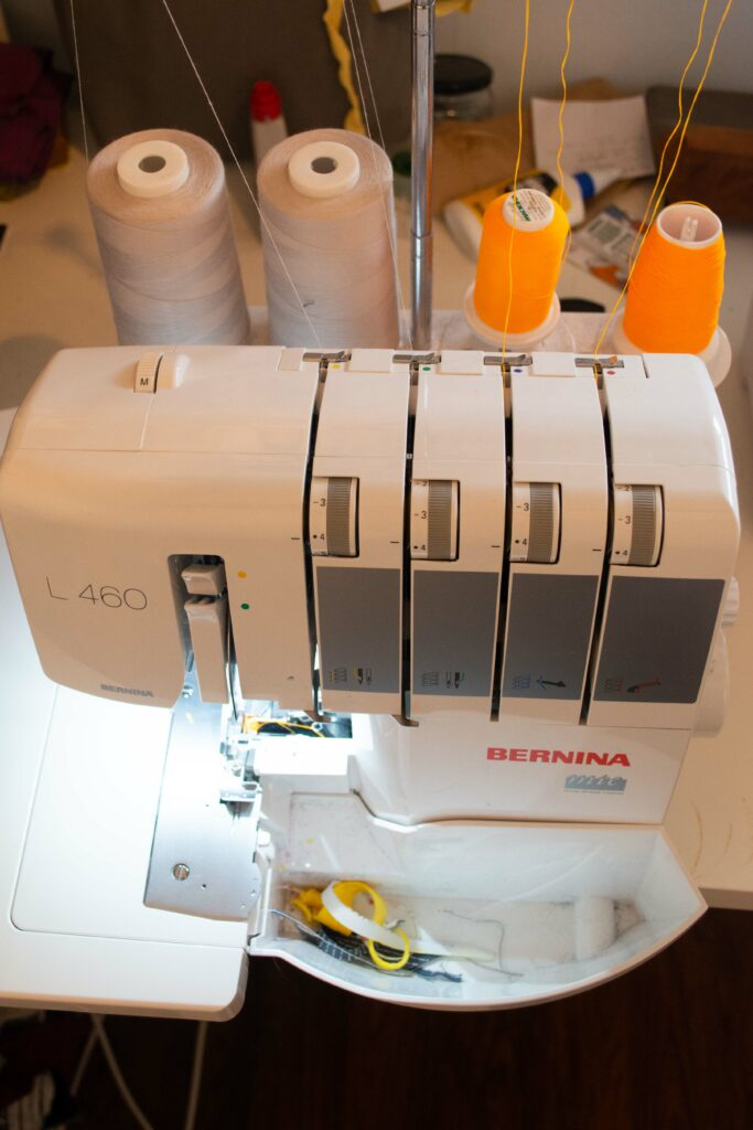 Sew Mariefleur Bernina Bib