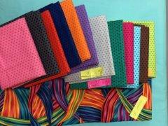 QAL fabric selection
