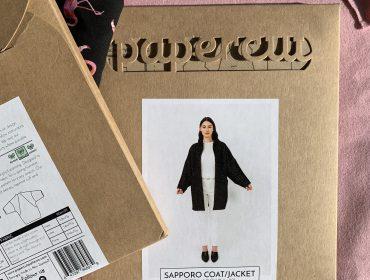 BERNINA Sapporo Coat Sewalong