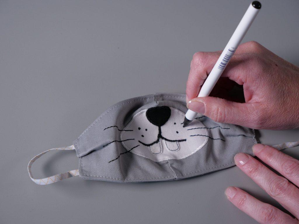 Rabbit-face-mask