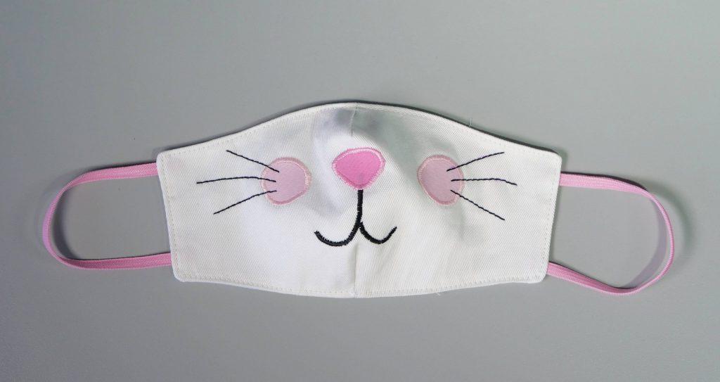 Children-cat-mask