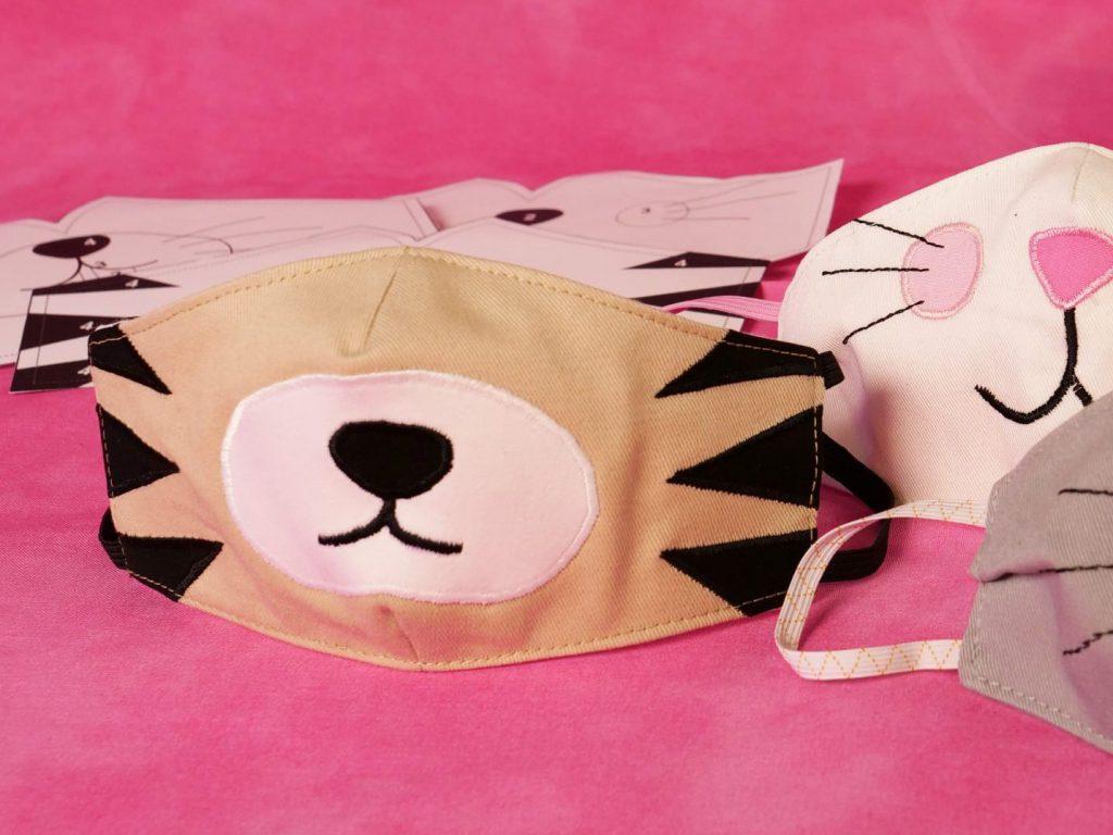 Tiger-face-mask