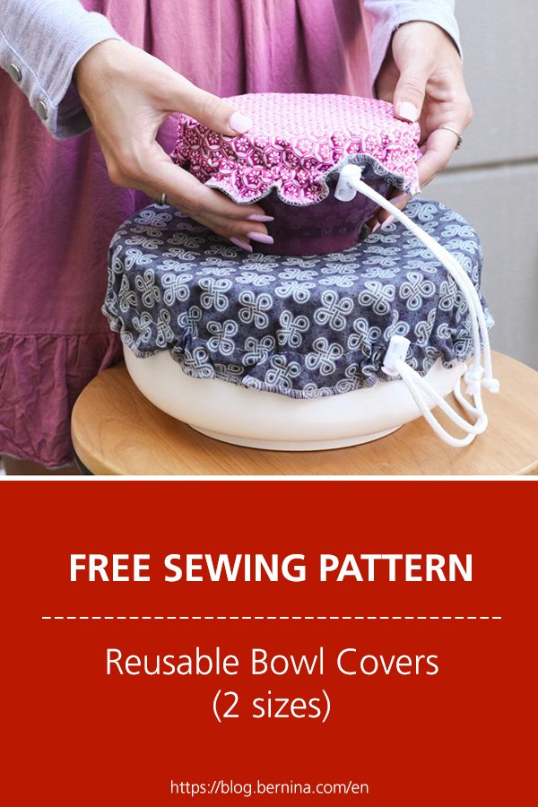 Free sewing pattern & instructions: