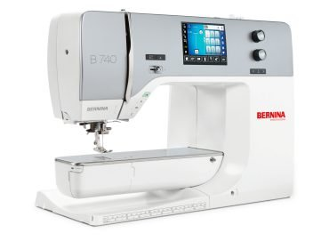 Image of BERNINA 740.