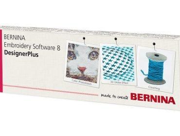 Image of BERNINA Embroidery Software 8.