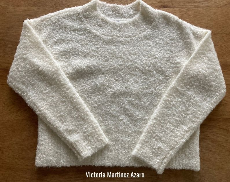 sweater diy