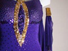 Ballroom paars