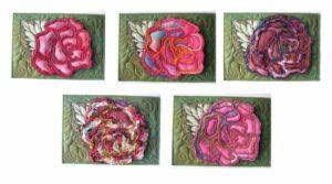 Bernina roos kaarten
