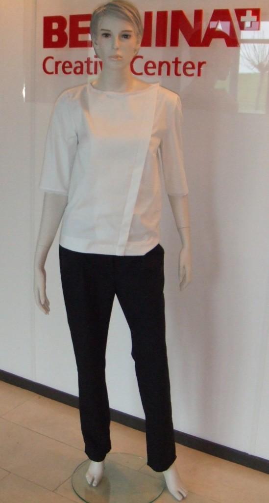 Gecombineerd met blouseshirt 6114