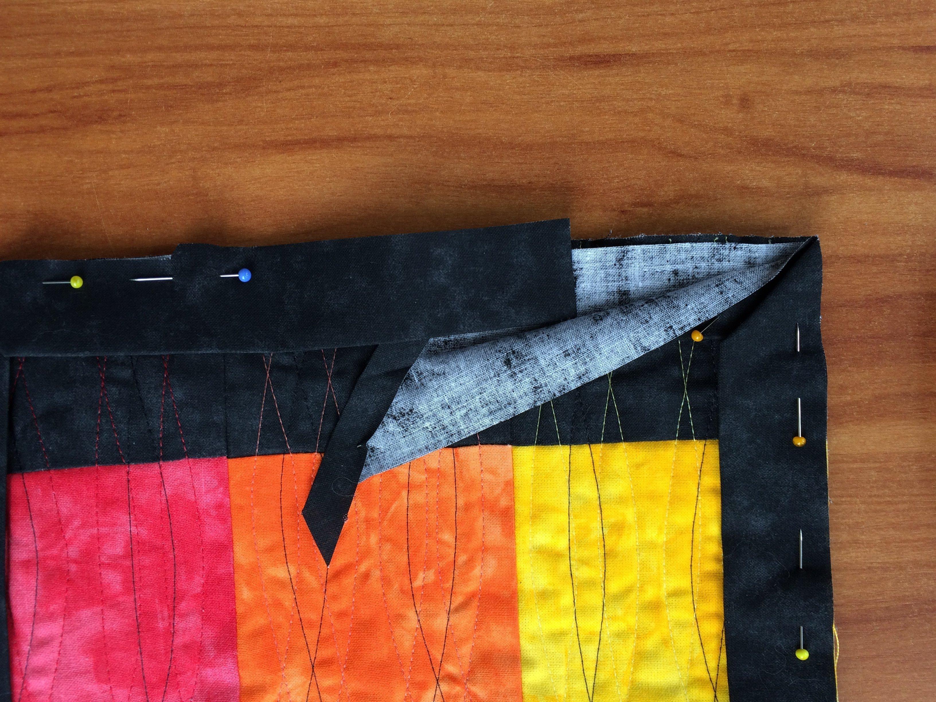 Afwerken Van Een Quilt.Een Quilt Afbiezen Zo Doe Je Dat Bernina Blog