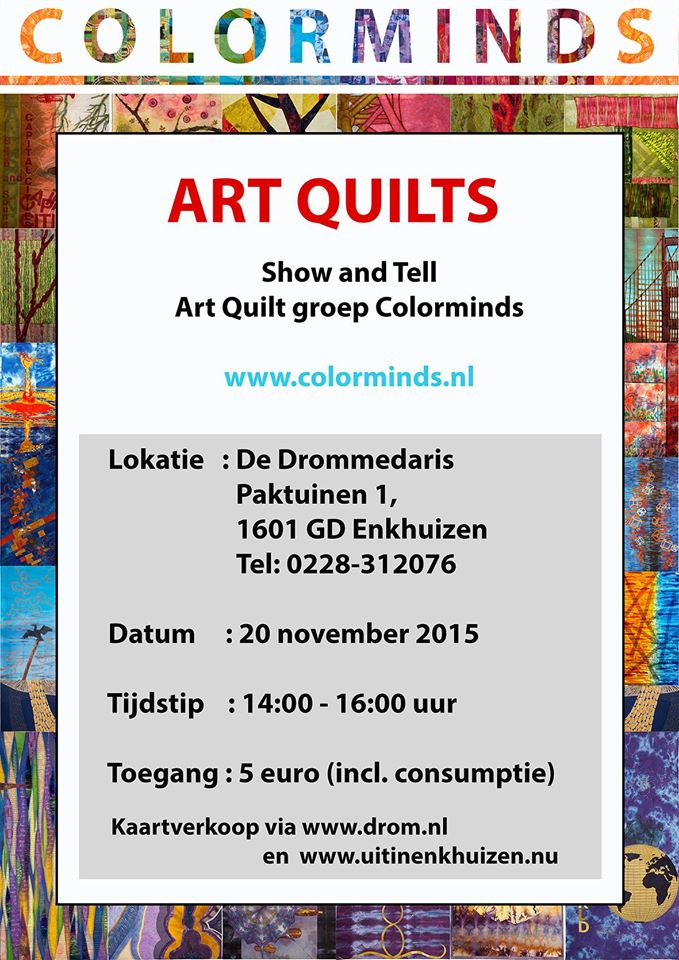 Colorminds Show & tell