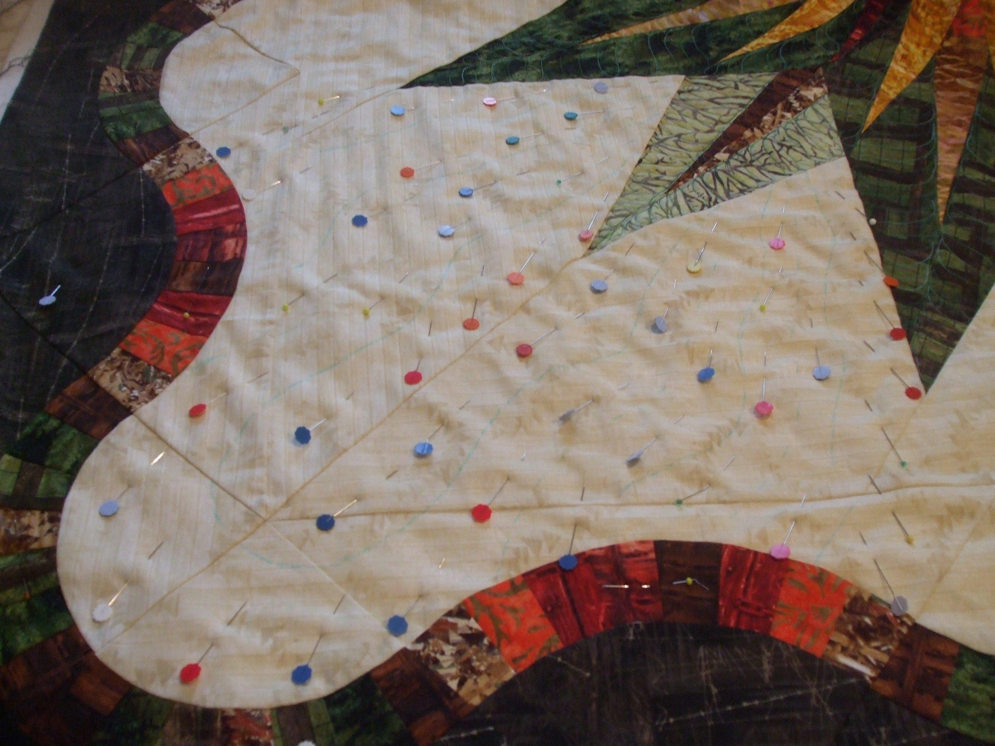 Patchwork Met De Naaimachine.Een Middelgrote Quilt Onder Je Naaimachine Bernina Blog