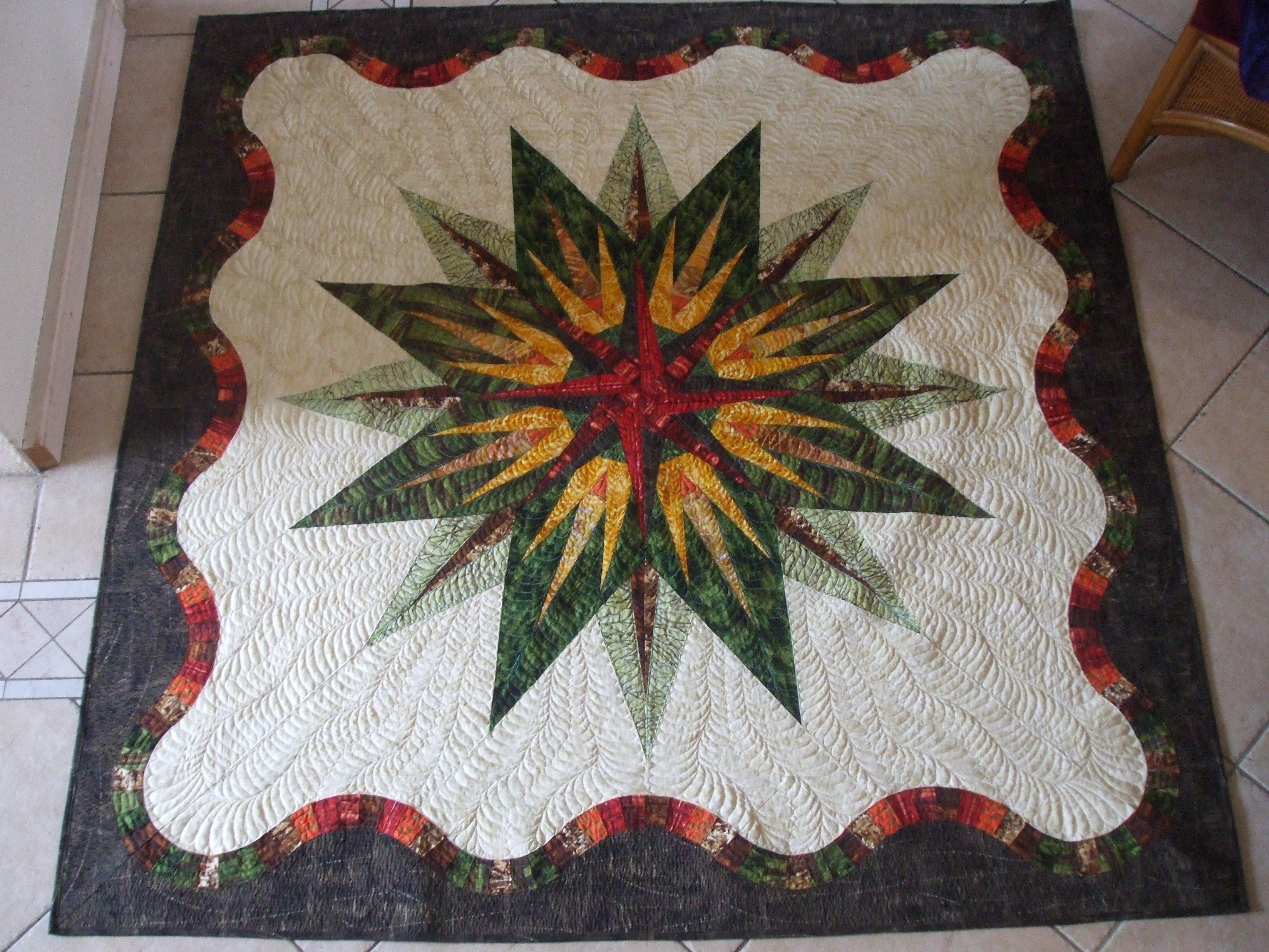 Een middelgrote quilt 39 onder 39 je naaimachine bernina blog for Quilt maken met naaimachine