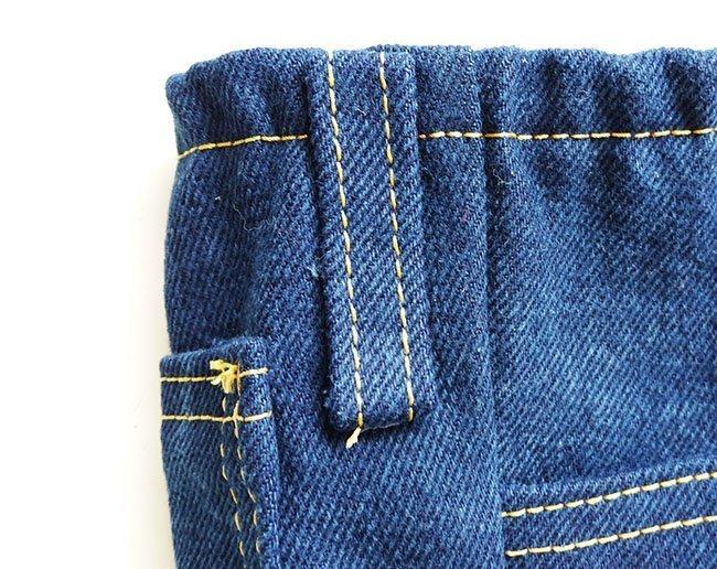 Tips voor het naaien van jeans - Pienkel voor Bernina 27