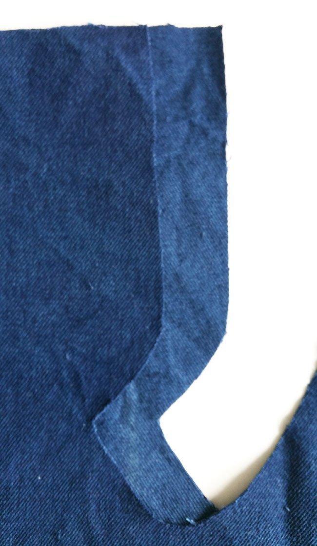 Tips voor het naaien van jeans - Pienkel voor Bernina