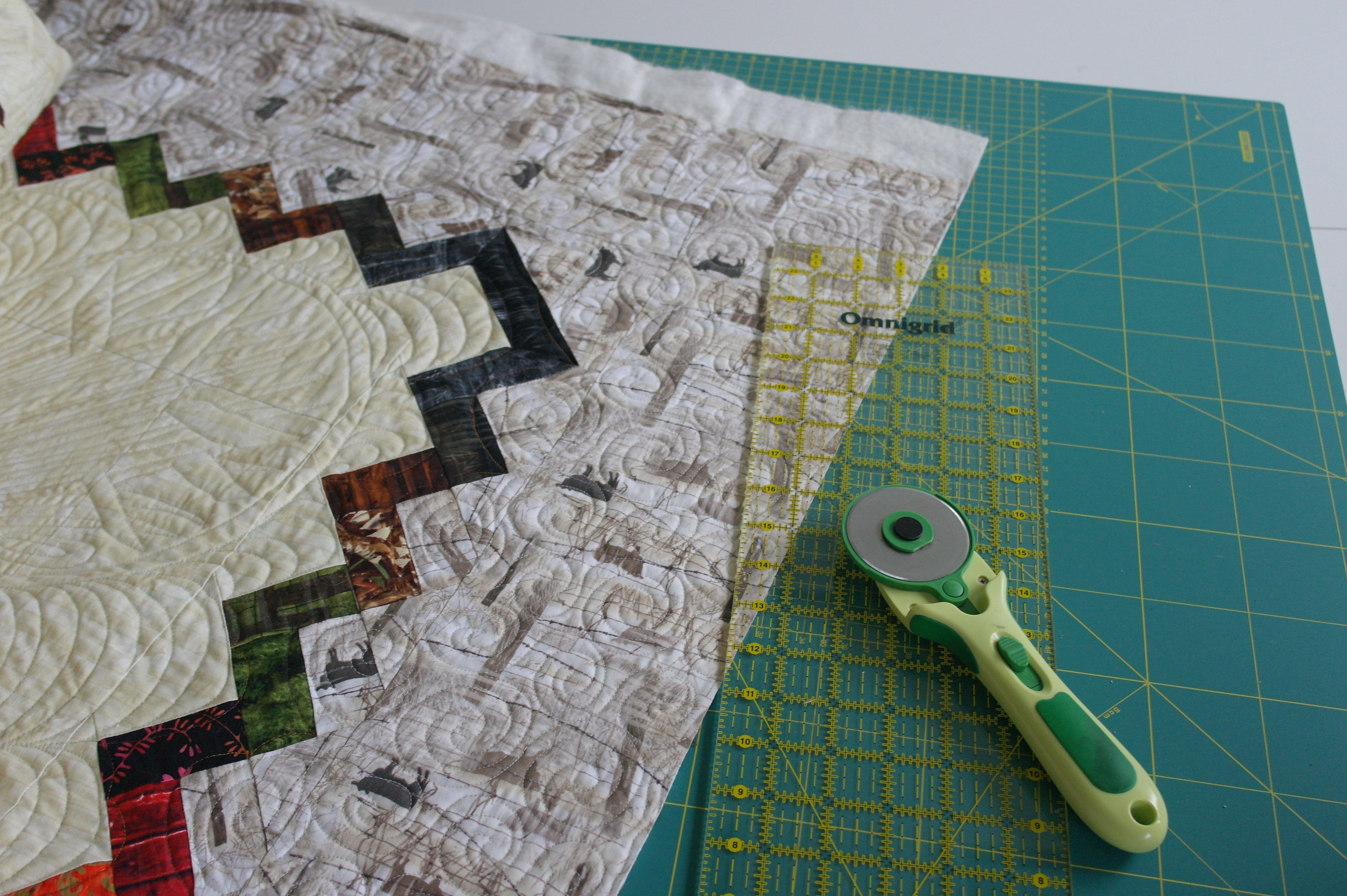Afwerken Van Een Quilt.Over De Afwerking Van Een Quilt Bernina Blog