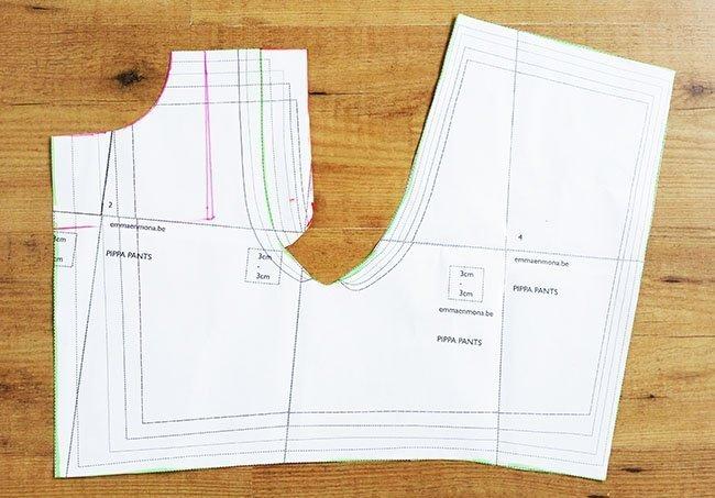 Tips voor het naaien van jeans - Pienkel voor Bernina 10