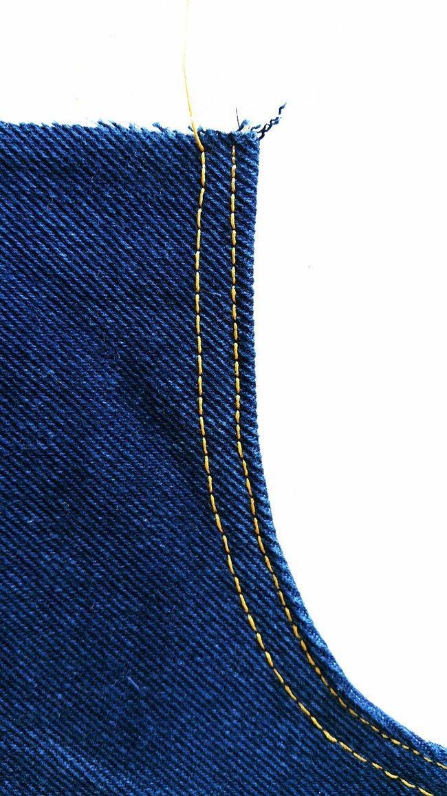 Tips voor het naaien van jeans - Pienkel voor Bernina 19