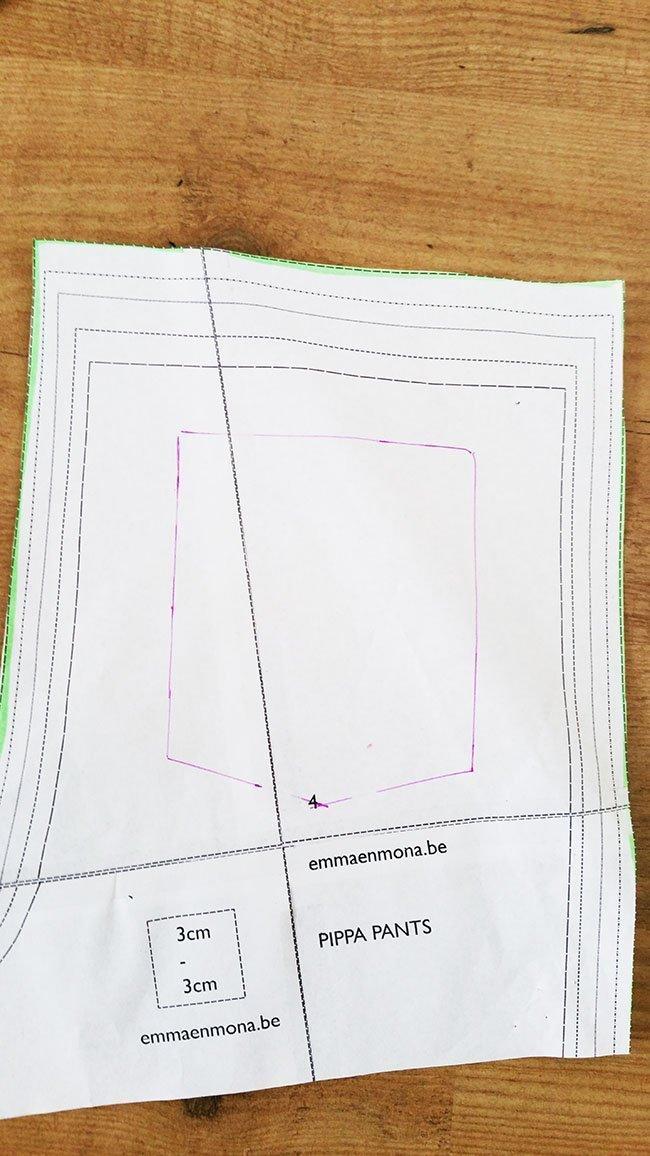 Tips voor het naaien van jeans - Pienkel voor Bernina 20